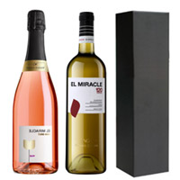 Finely Textured Tasting Selection Wine Box