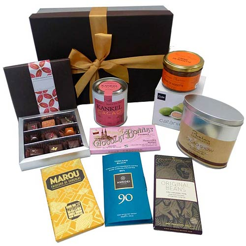 Ecstatic Pure Appreciation Chocolate Gift Hamper