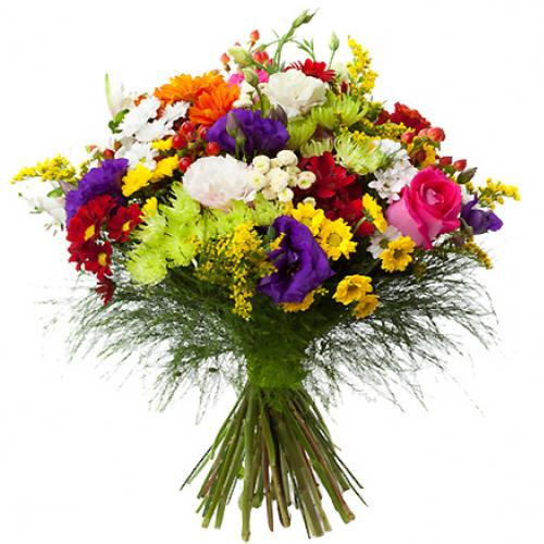 Graceful Shimmering Beauty Floral Bouquet