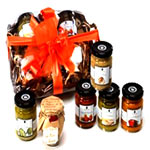 Gentle Gourmet Food Family Basket