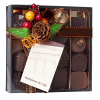 Special Selection of Gourmet Chocolates