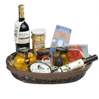 Gorgeous Time for a Break Gift Basket of Assortments