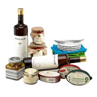Remarkable Four Seasons Gourmet Gift Hamper