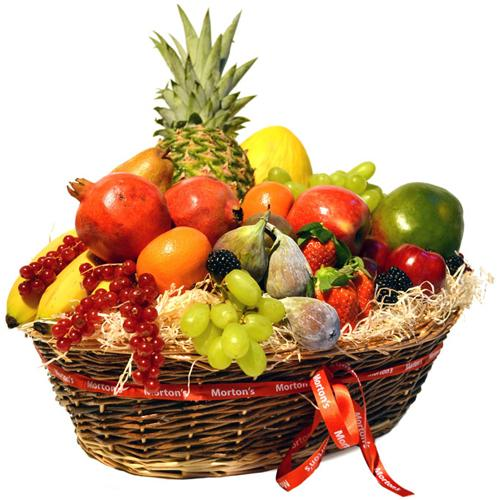 Carefully-Selected Just for You Fruit Basket