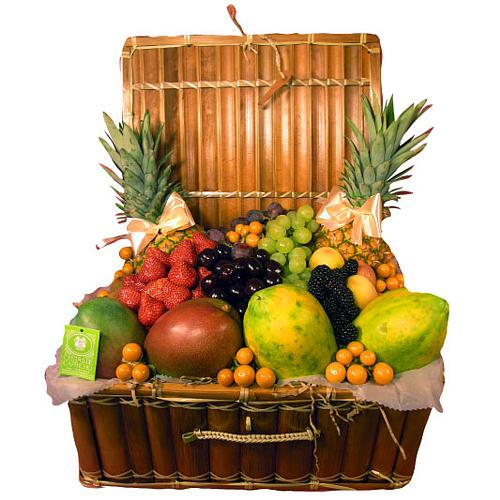 Sunny Experience Gift Hamper of Fresh Seasonal Fruits