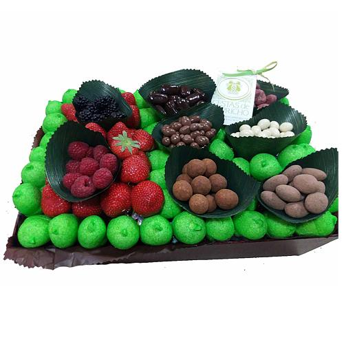 Tangy Family Favorite Gift Tray of Fruits