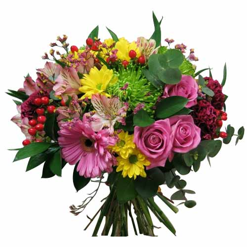 Precious Perfect Combination Mixed Floral Bouquet