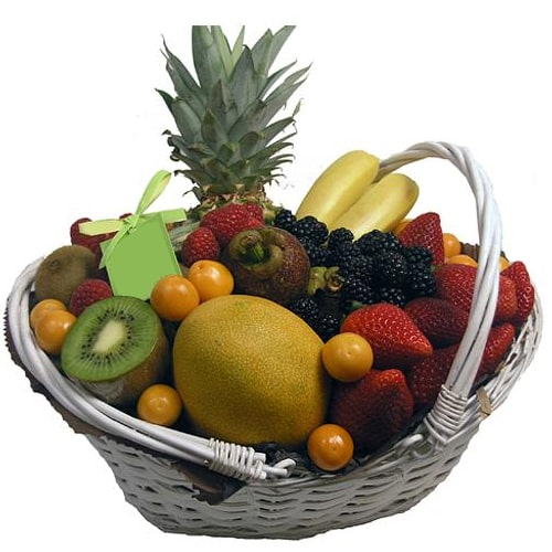 Plentiful Fruit Festival Gift Basket