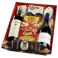 Delicate Happy Holiday Celebration Gift Pack