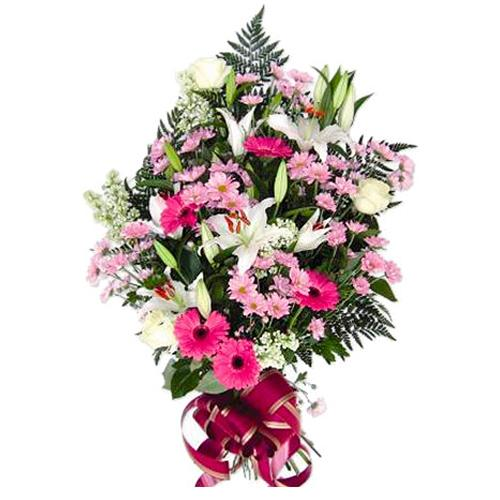 Designed Favorite Collection Flowering Bouquet
