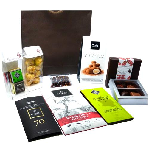 Enjoyable Confection Connection Chocolate Hamper
