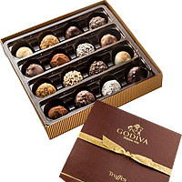 Remarkable One Is Not Enough Godiva Truffles Box