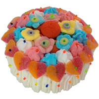 Finest Collection Round Spring Cake (500 gr.)