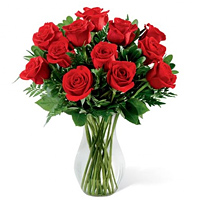 Magical Heart and Soul Red Roses Bunch