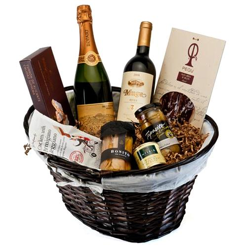 Enigmatic A Way Better Gift Basket<br>