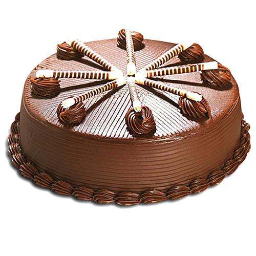 Confectionery Rich Chocolate Cake<br>