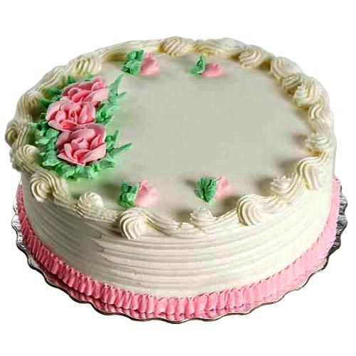Irresistible White Cake for Loved Ones<br>