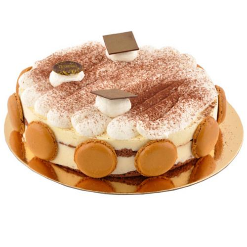 Honeyed Tiramisu Mousse<br>