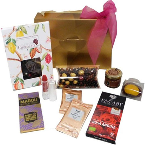Wholesome Festive Indulgence Chocolate Hamper<br>