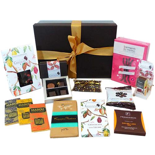 Sumptuous Chocolate Feast Gift Basket <br>