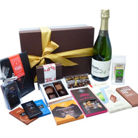 Remarkable Chocolate Outburst Gift Basket<br>
