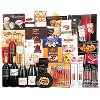 Pursuit of Happiness Gourmet Gift Hamper