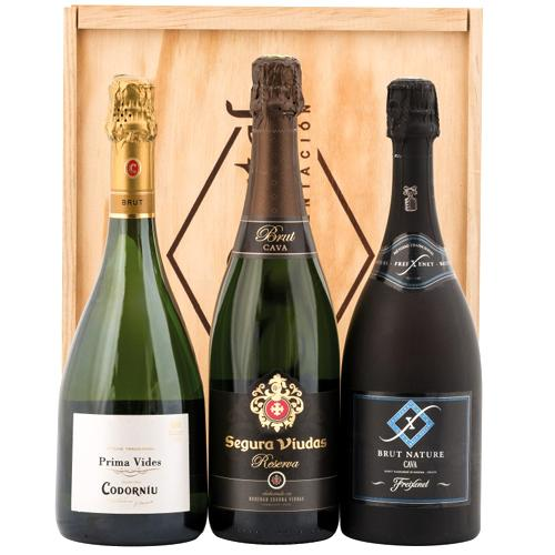 Toast of Elegance Wine Gift Box