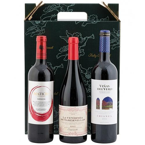 Exotic X-mas Wine Gift Hamper
