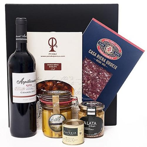 Magical Gift Hamper of Cheese n Gourmet Assortment