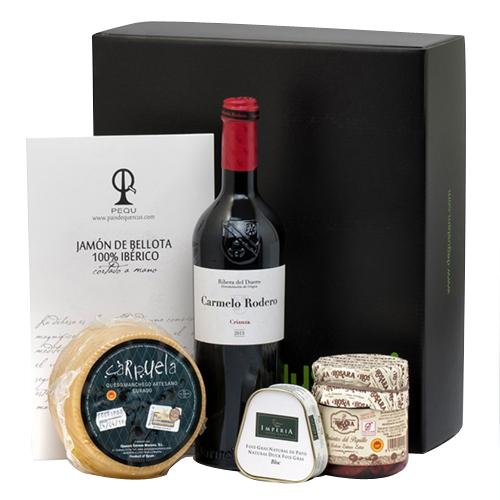 Festive Selection Gourmet Gift Hamper
