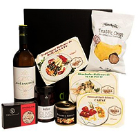 Christmas Favorites Gourmet Gift Hamper