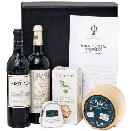 Smart Gourmet Treats Christmas Gift Hamper