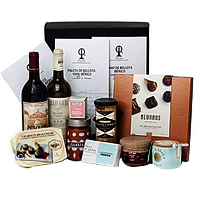 Warm Wishes Exclusive Gourmet Gift Box