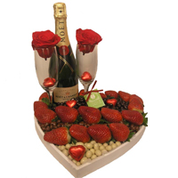 Spicy-Sweet Gift Hamper for V-Day <br>