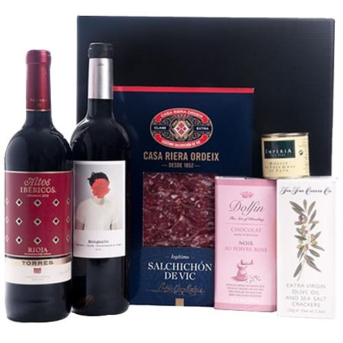 Jammy Triple Selection Wine Gift Hamper <br>