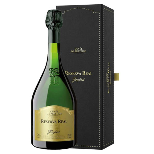 Reserva Real Sparkling Wine with Case